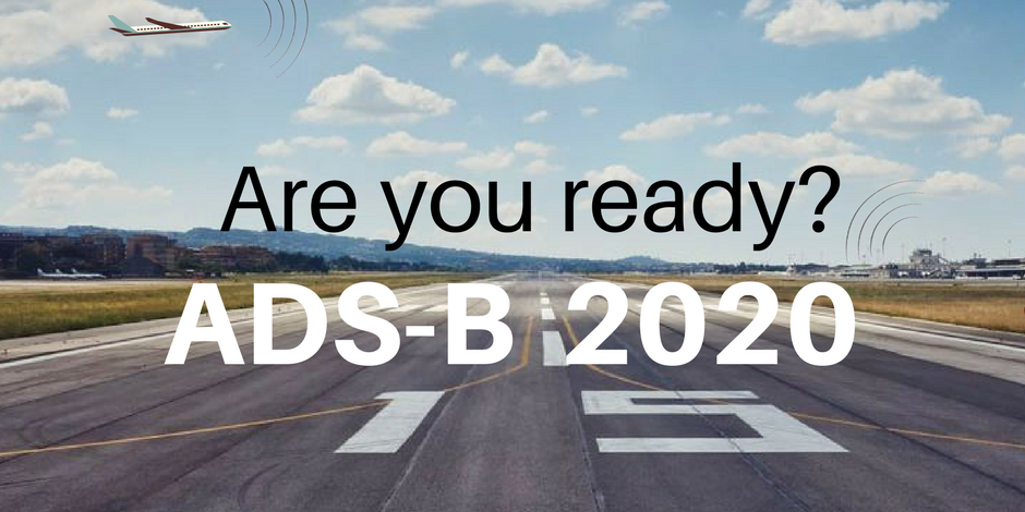 ADS-B Prepared For 2020