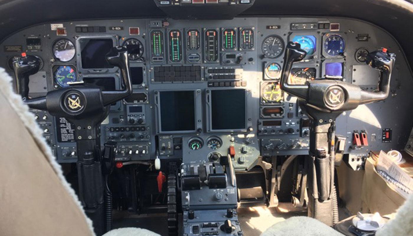 Citation-II-Avionics