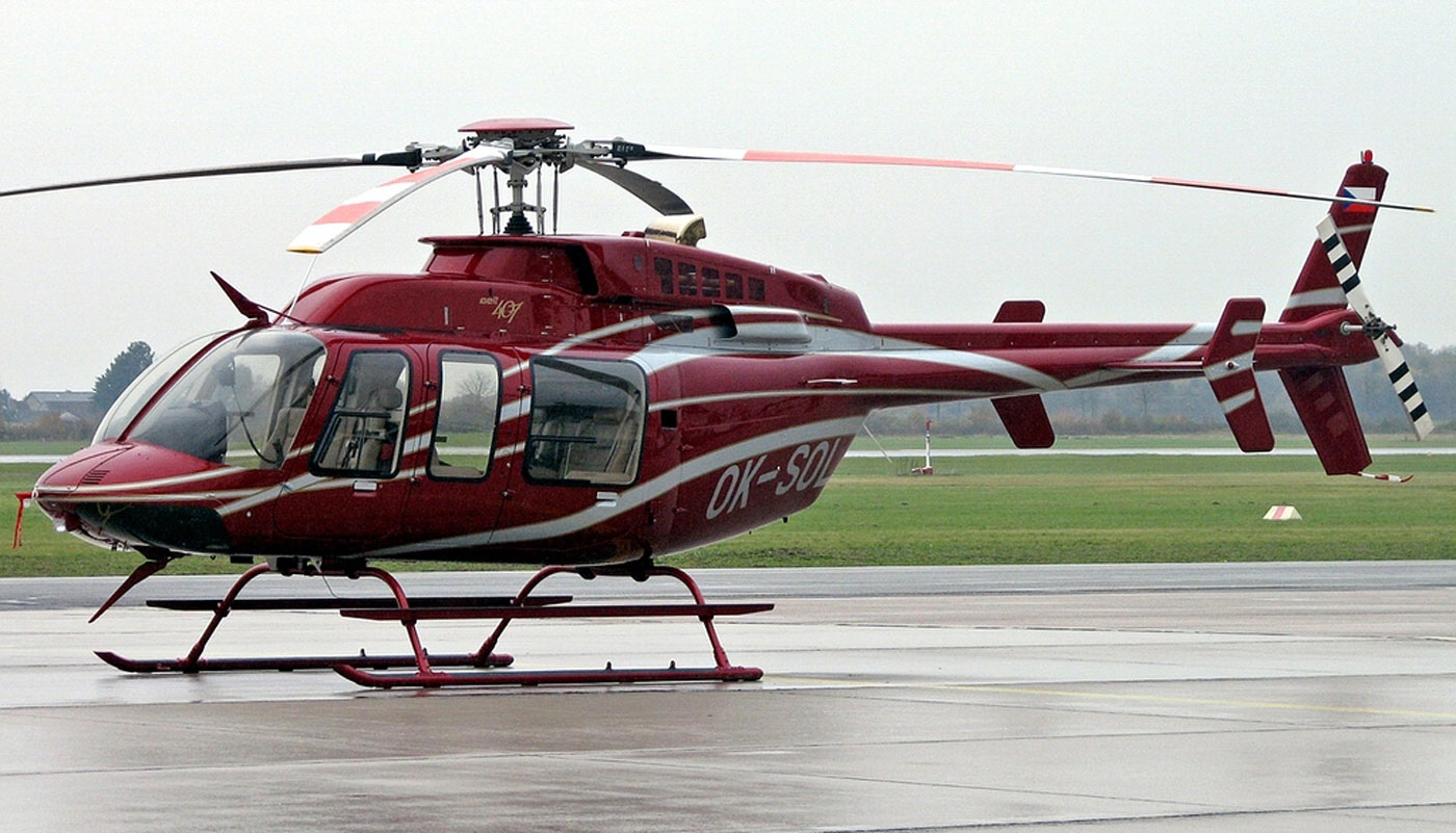 Bel 407 Helicopter for sale
