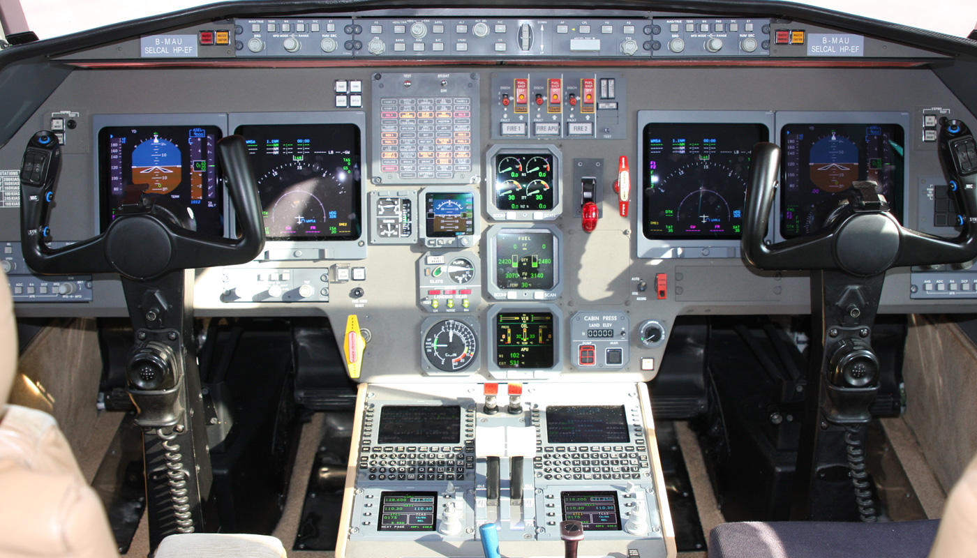 Falcon 2000 Avionics
