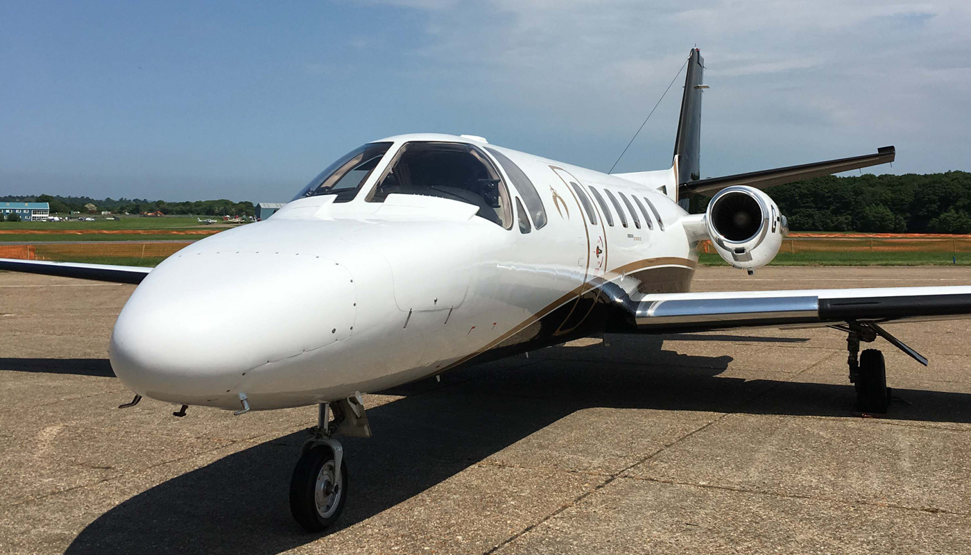Cessna Citation II, Reg GIBZA for sale