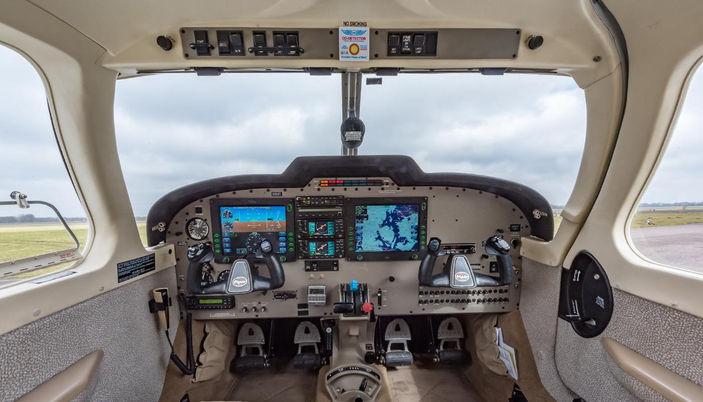 2004 Piper Saratoga Avidyne Avionics