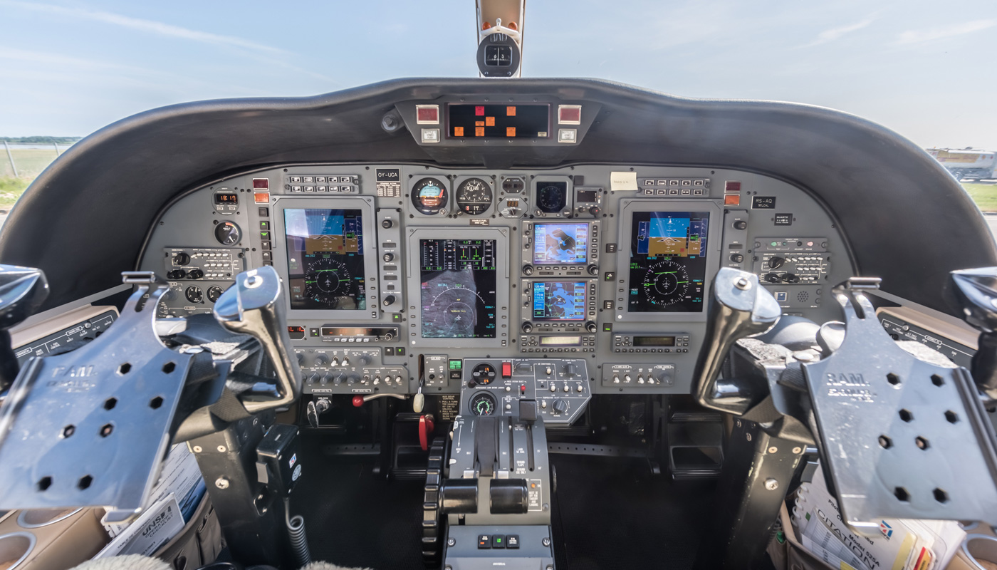 2004 Cessna Citation CJ2 Avionics Image