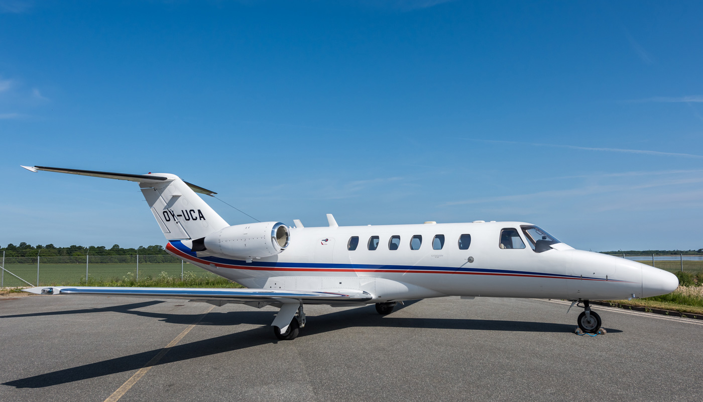 2004 Cessna Citation CJ2 For Sale In Denmark