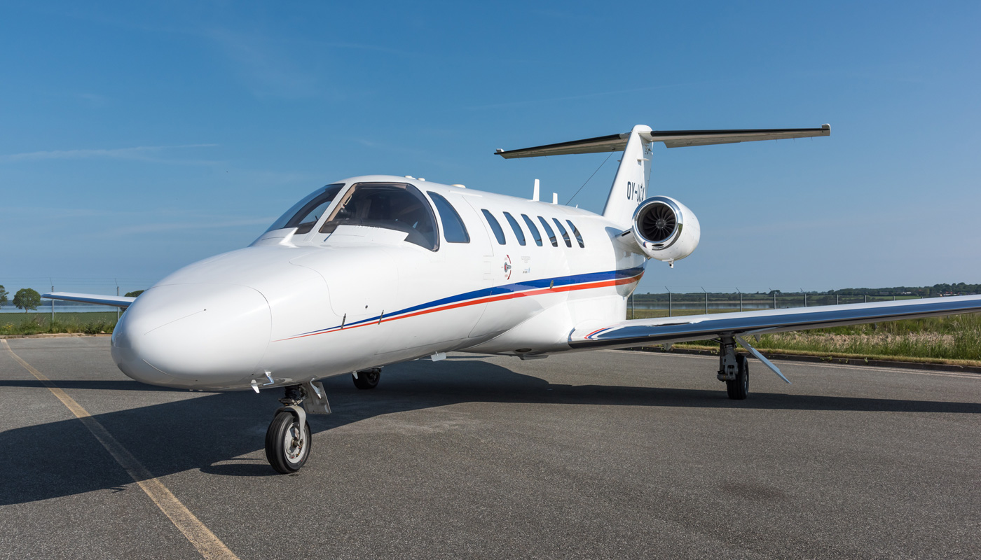 2004 Cessna Citation CJ2, OY-UCA - European Aircraft Sales