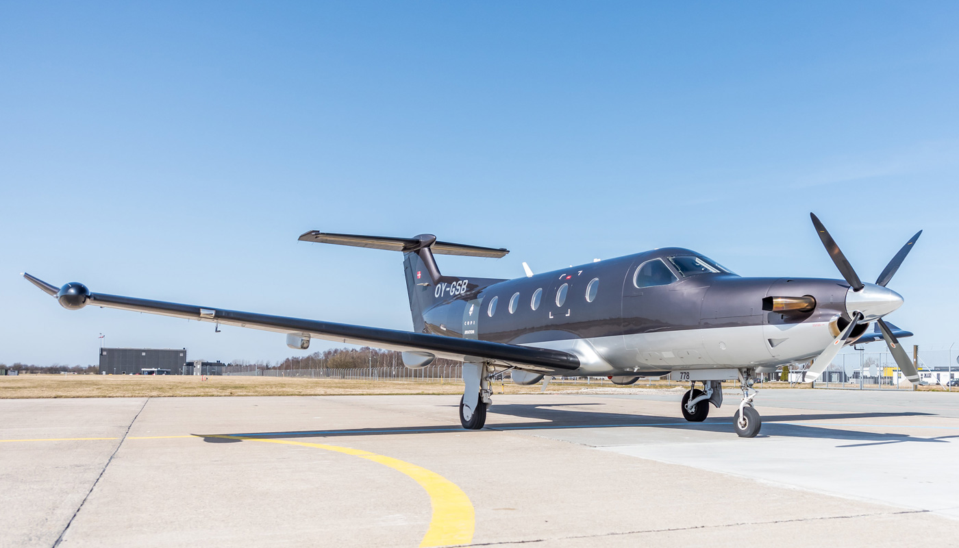 Pilatus PC-12/47 For Sale In Denmark