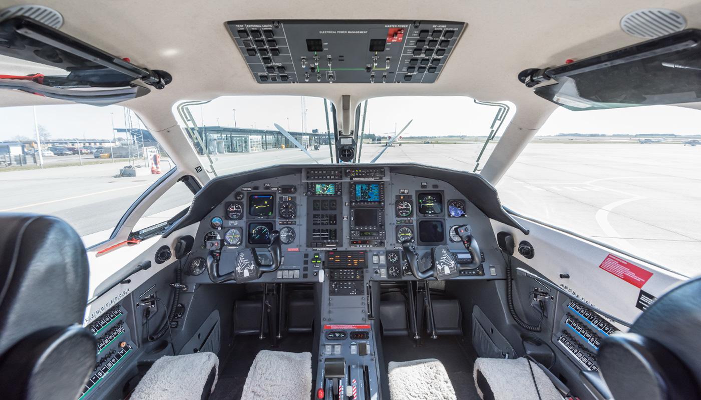 Pilatus PC-12/47 Avionics