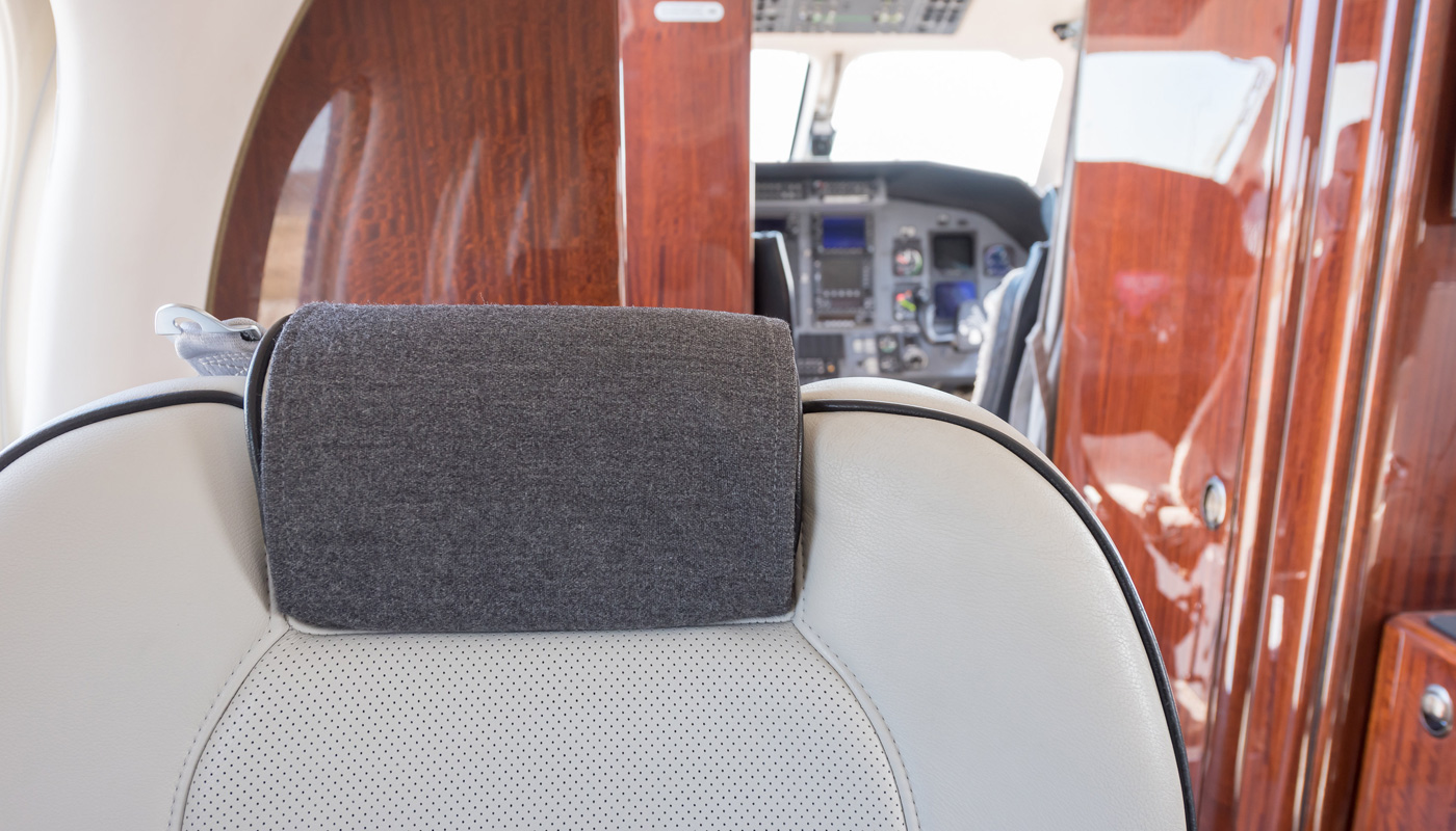 Pilatus PC-12/47 Interior Details