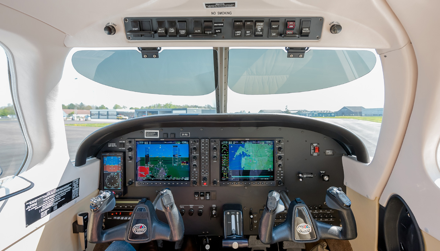 Piper Archer DX Garmin 1000 Avionics