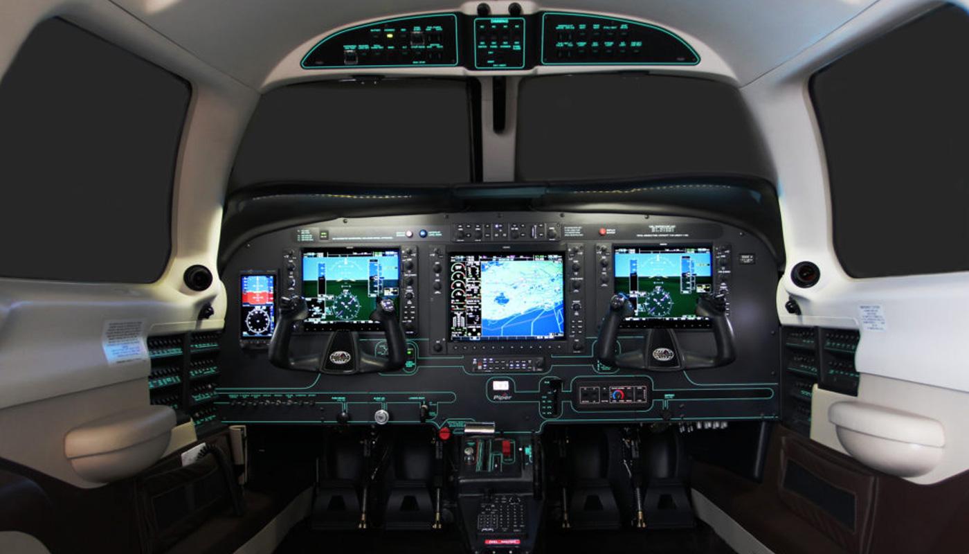 PIPER M500 - European Aircraft Sales