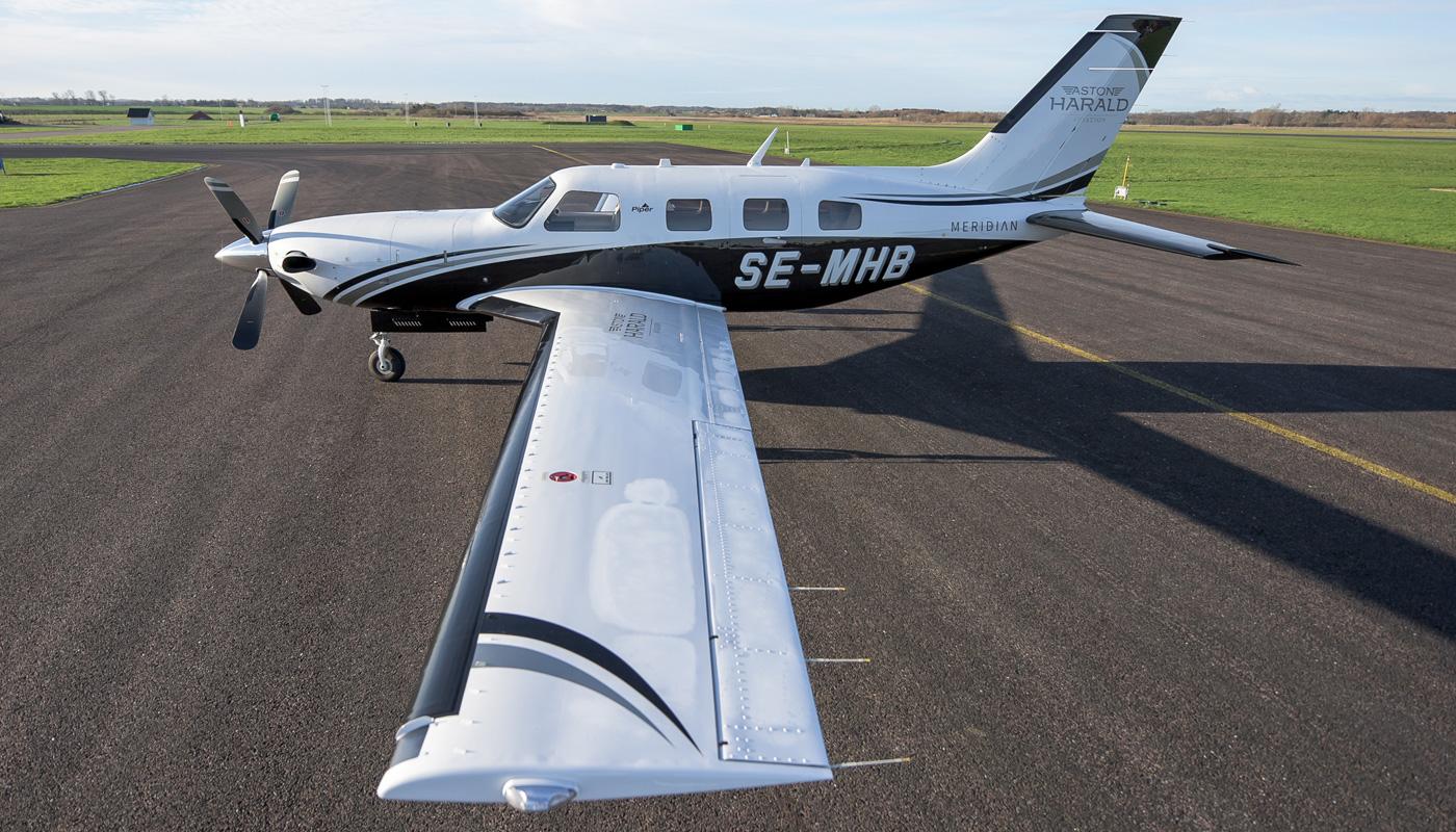 2014 Piper Meridian, SE-MHB - European Aircraft Sales