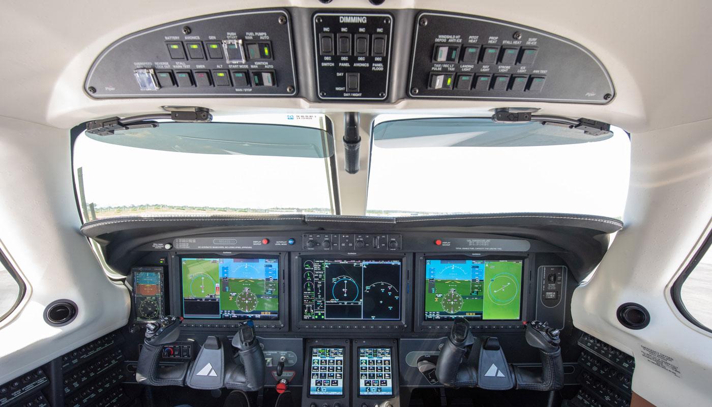 Piper-M600-G3000-Avionics-N858SG