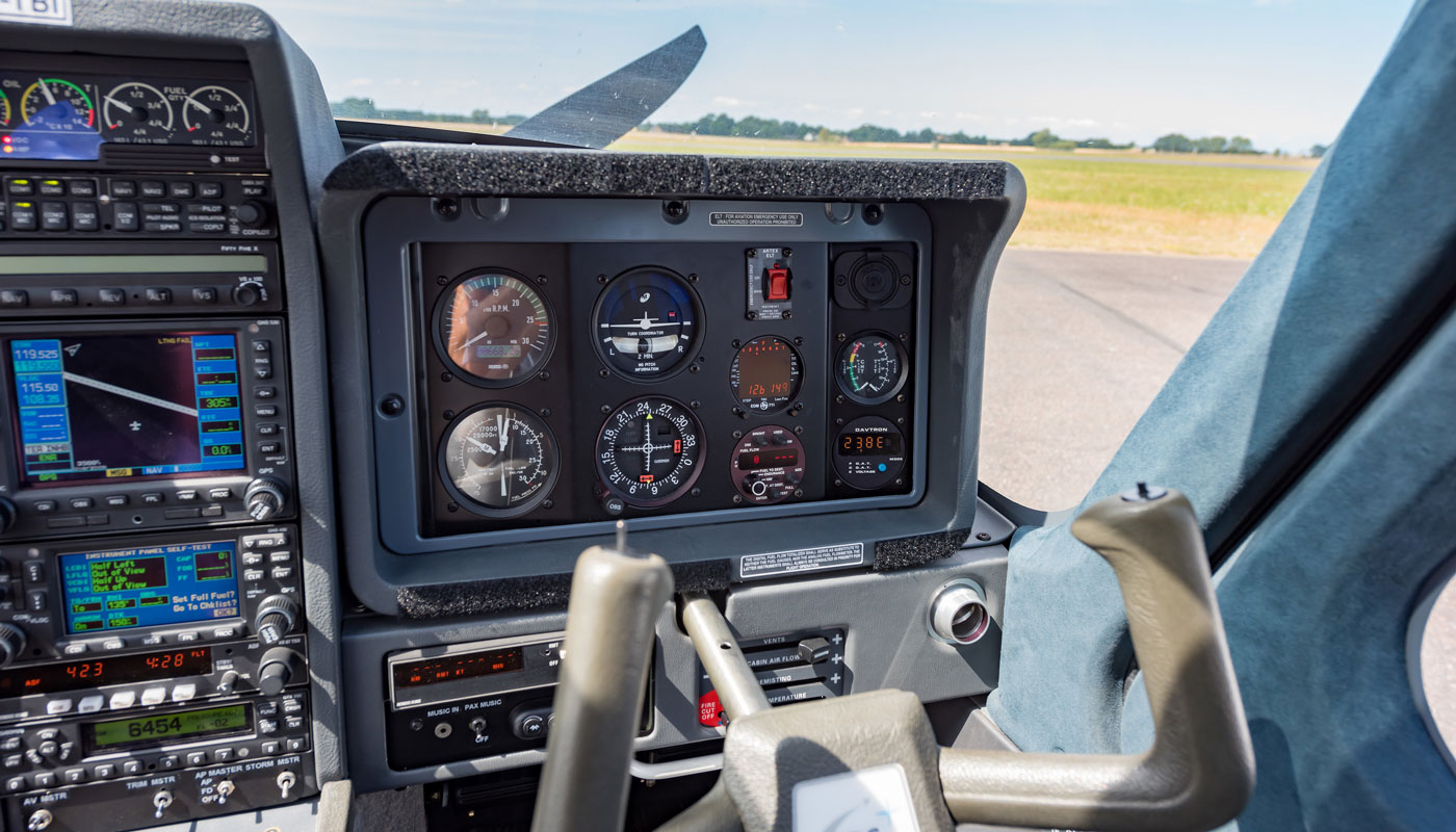 Socata TB 21 Trinidad Avionics