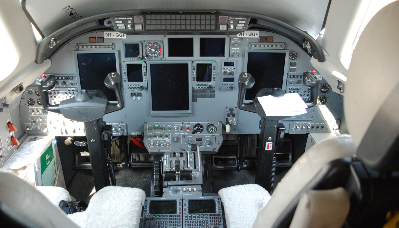 Citation XLS Avionics