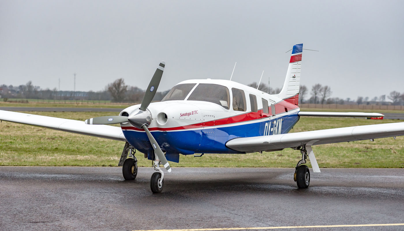 Piper Saratoga II TC for sale