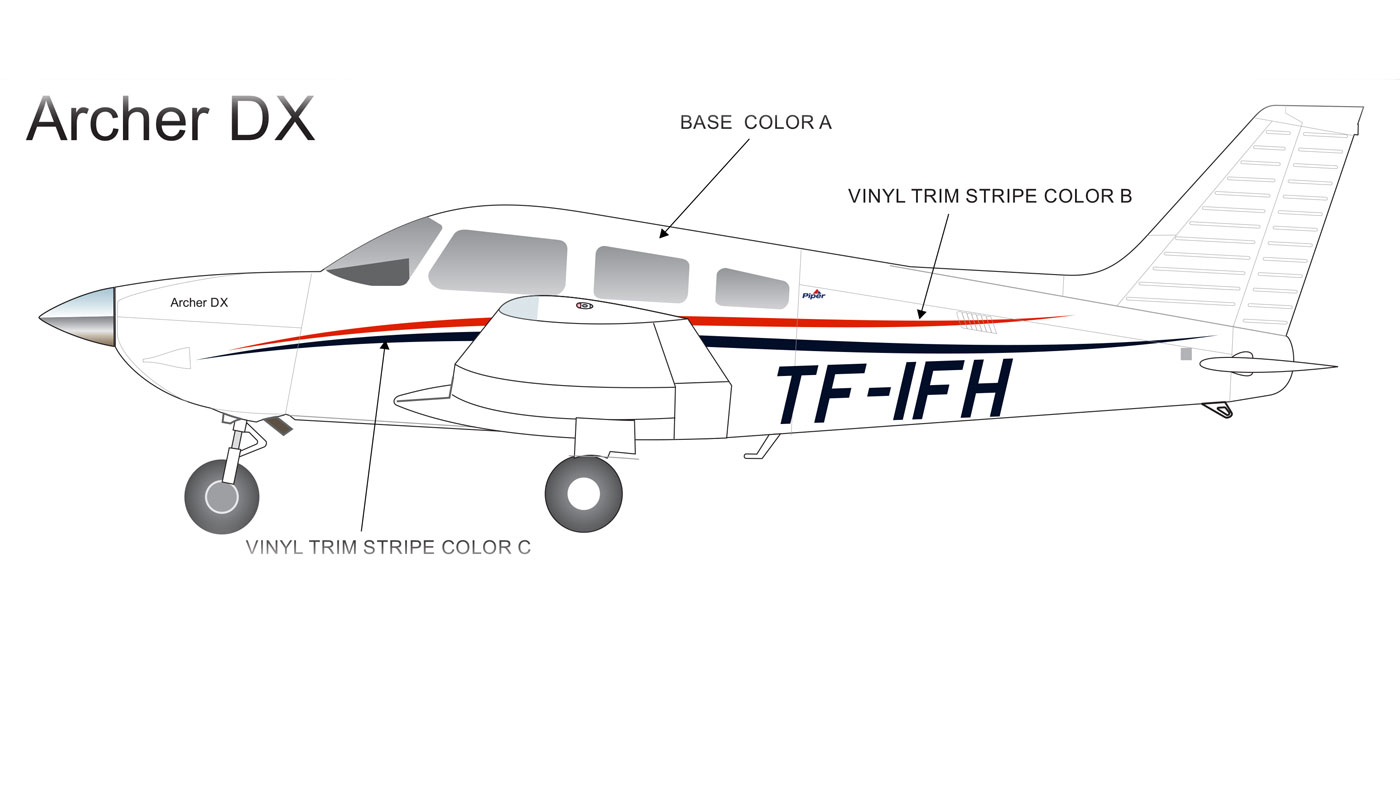 Piper Archer DX TF-IFH