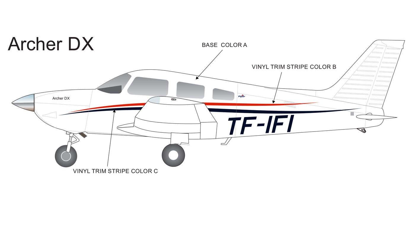 Piper Archer DX TF-IFI