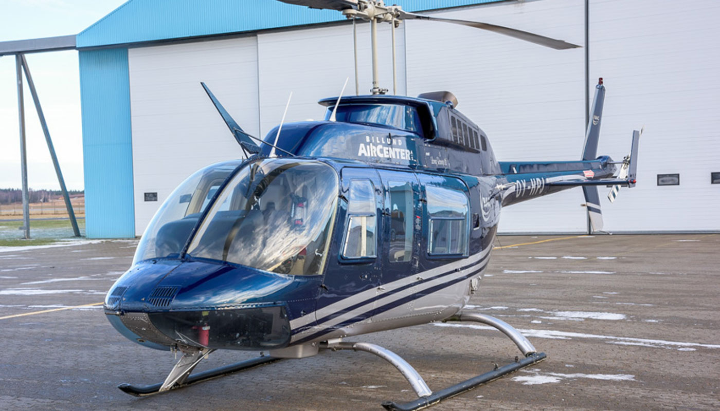 Bell 206L Longranger For Sale