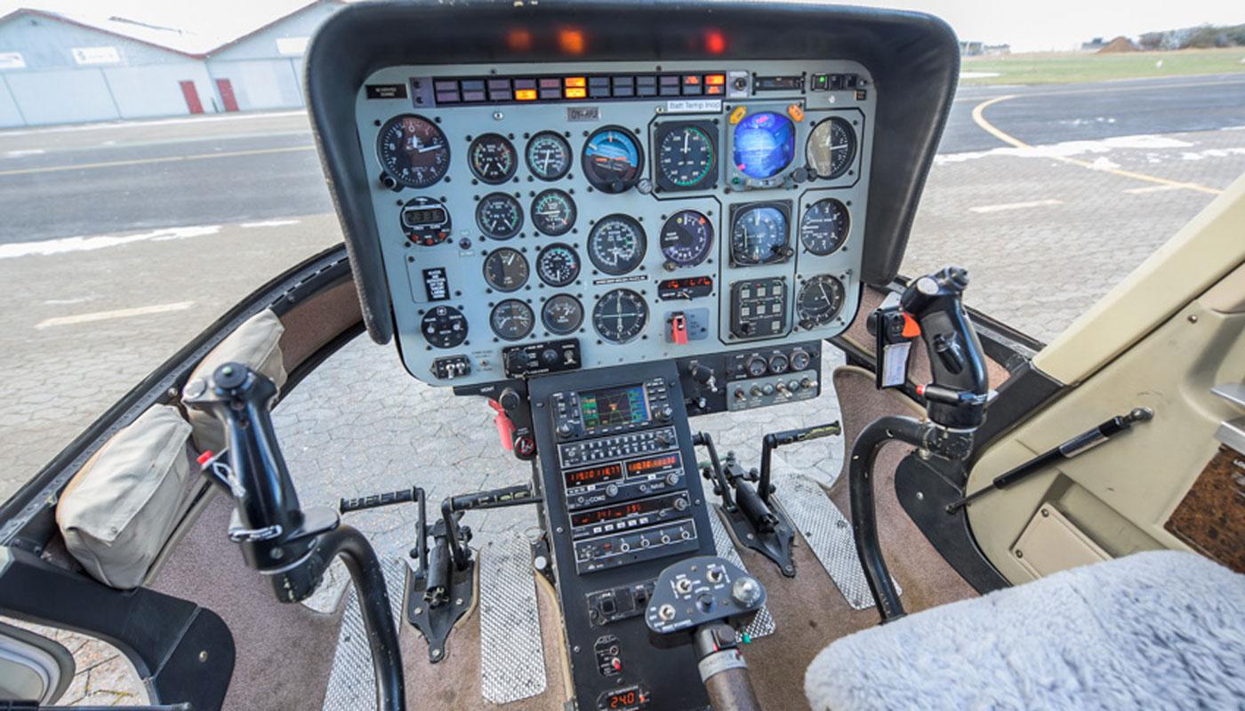 Bell 206L Longranger IFR Trainer