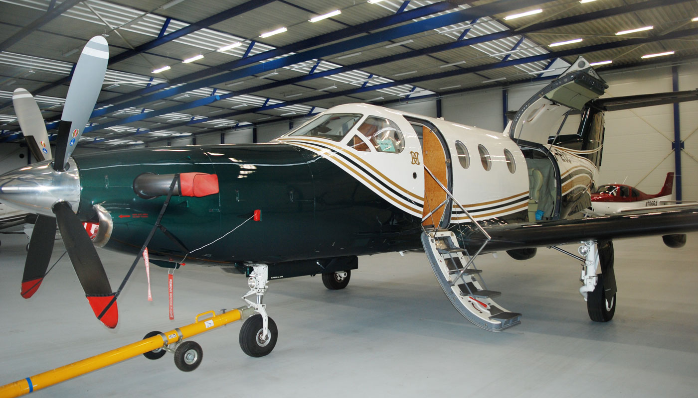 Pilatus PC 12/45 For Sale