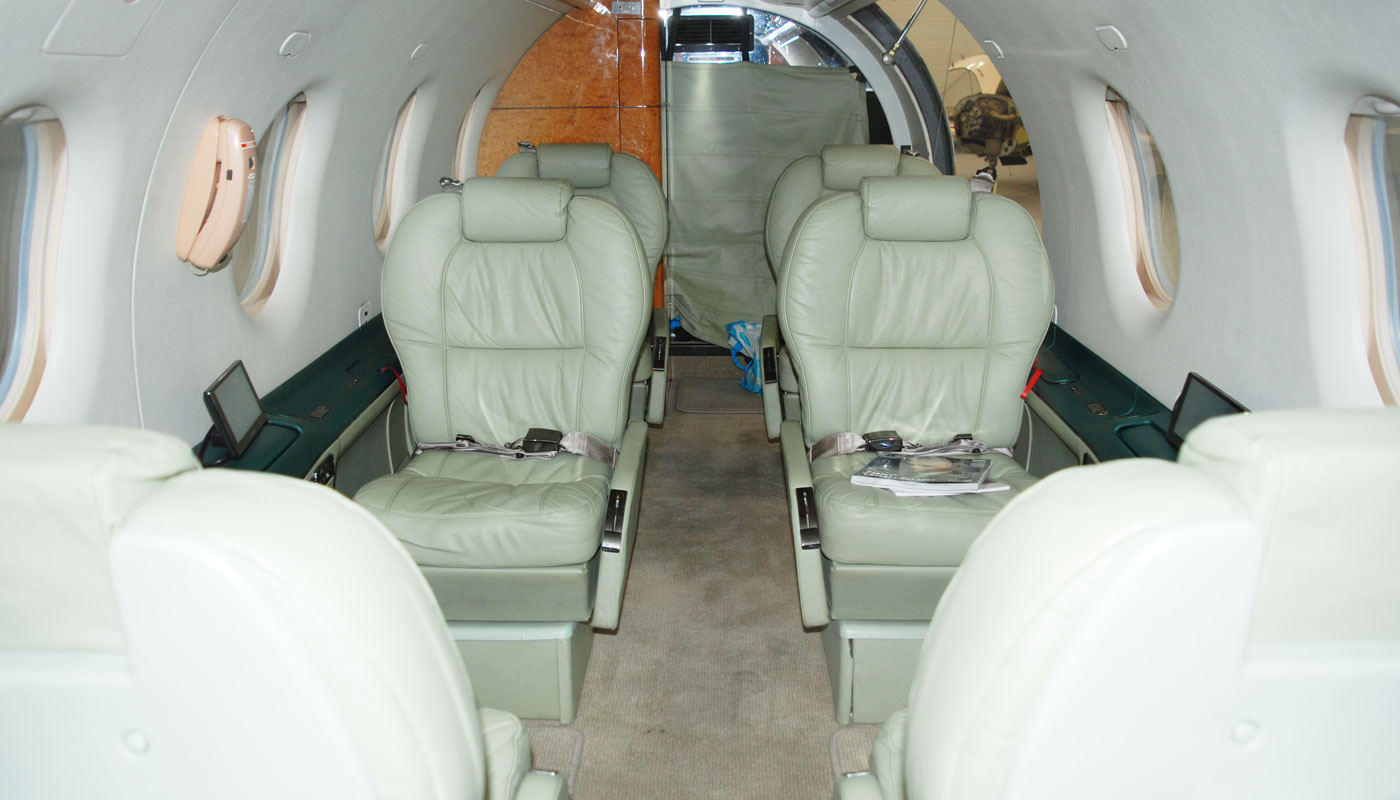 Pilatus PC 12/45 PH-ECC