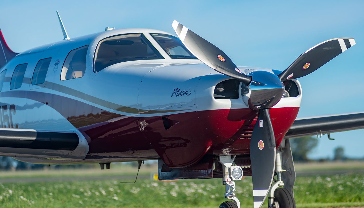 2012 Piper Malibu Matrix, N915C