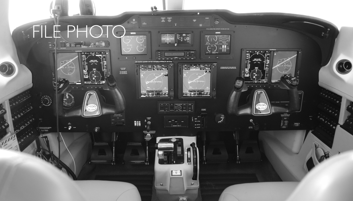 Piper Meridian Avionics