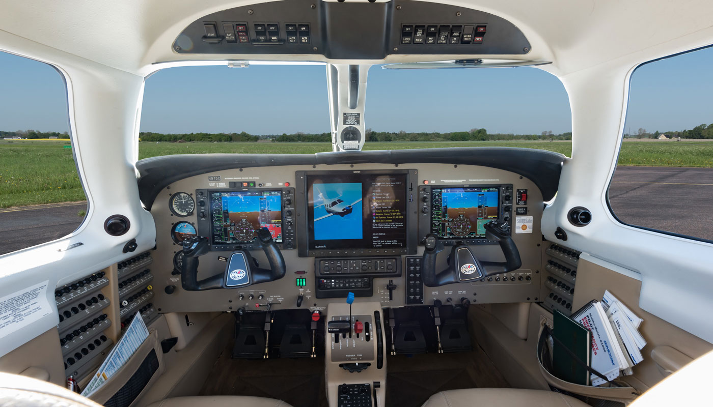 Piper Matrix G1000 Avionics