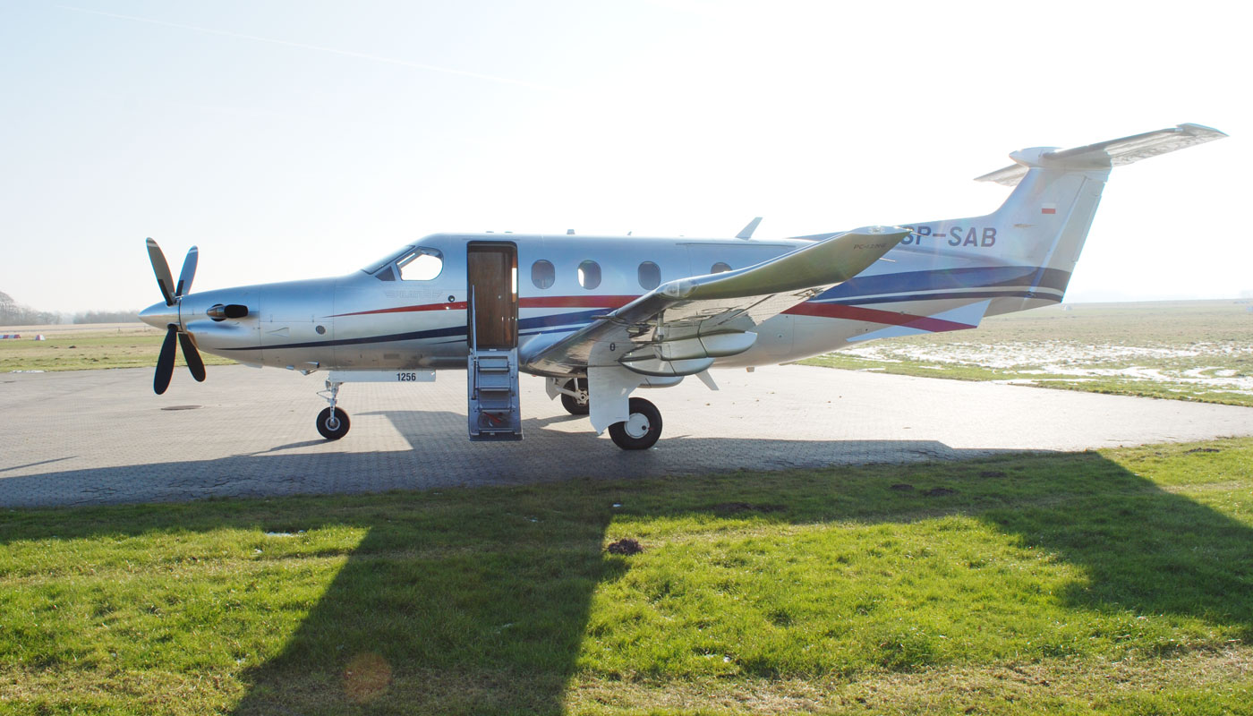 Pilatus PC-12 NG For Sale Airstairs