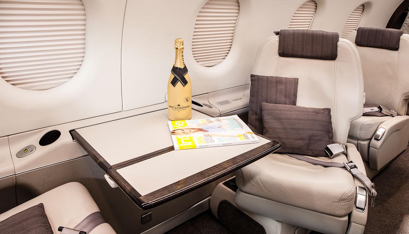 Pilatus PC-12 NG VIP Champagne