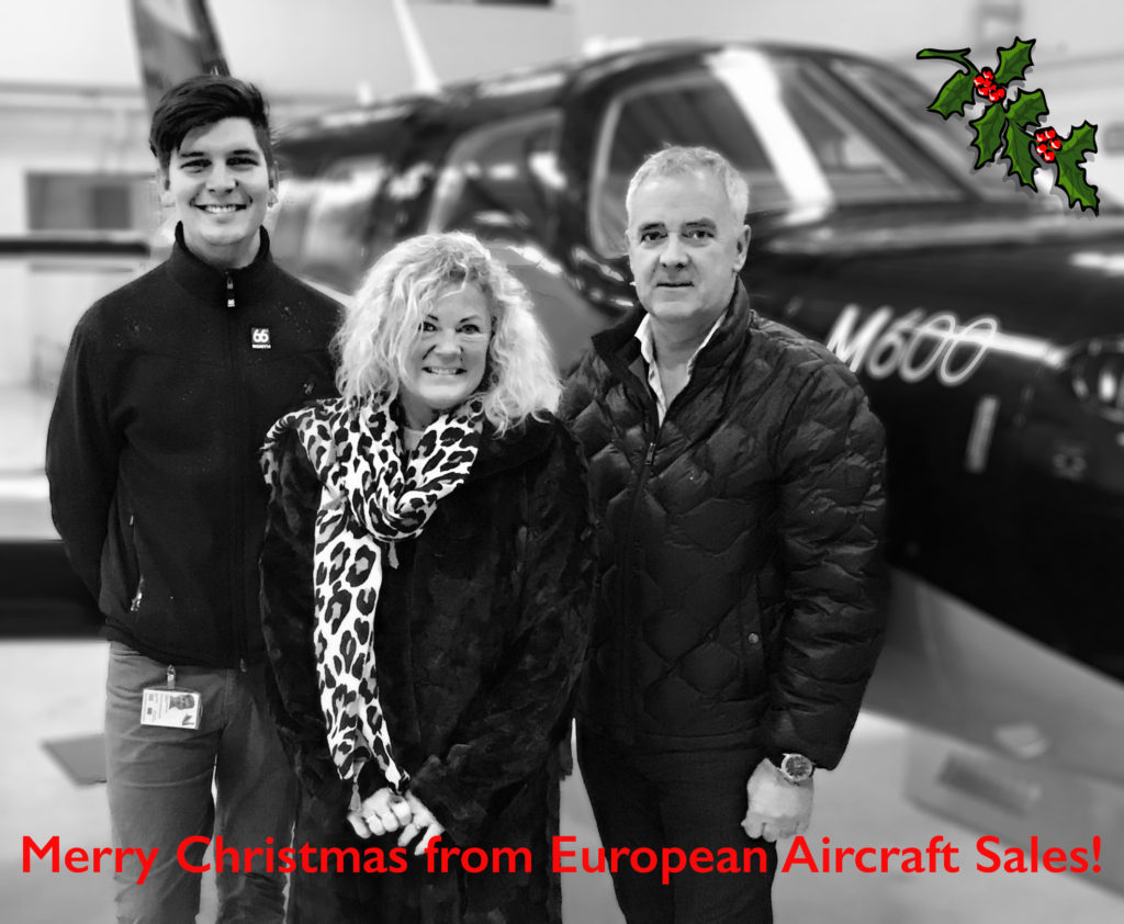Merry Christmas from European Aircraft Sales
