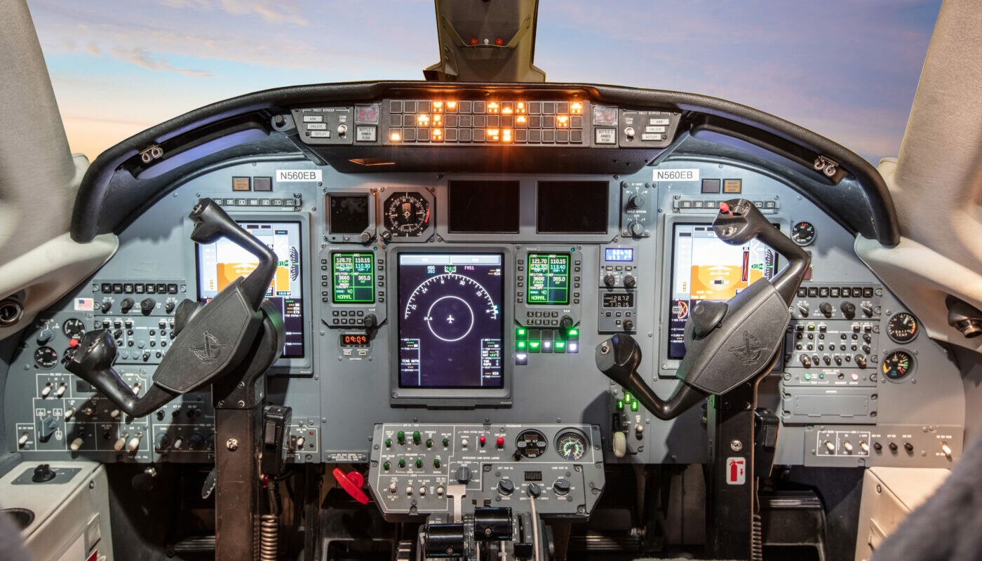07 Citation Avionics