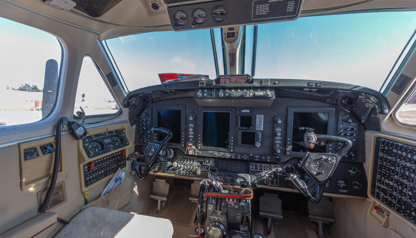 N190EB Avionics