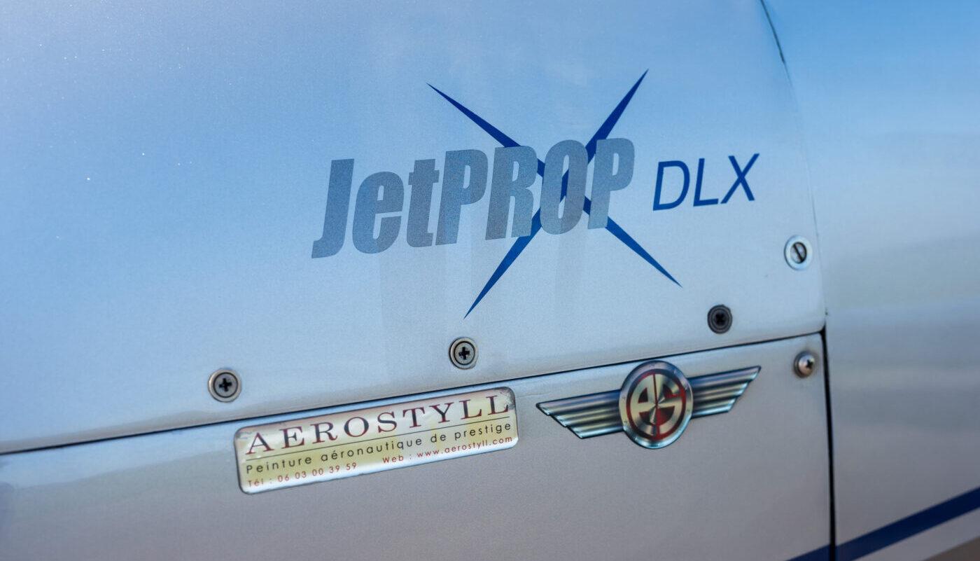 JetPROP Logo, D-ESTT