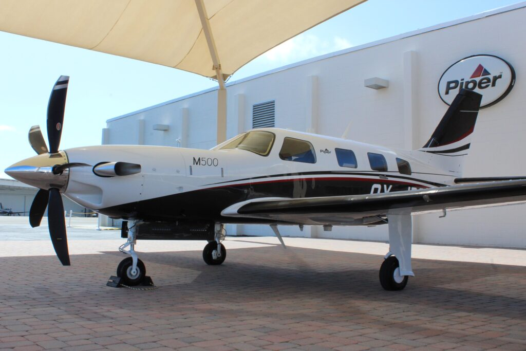 New Piper M500 delivered - European Aircraft Sales