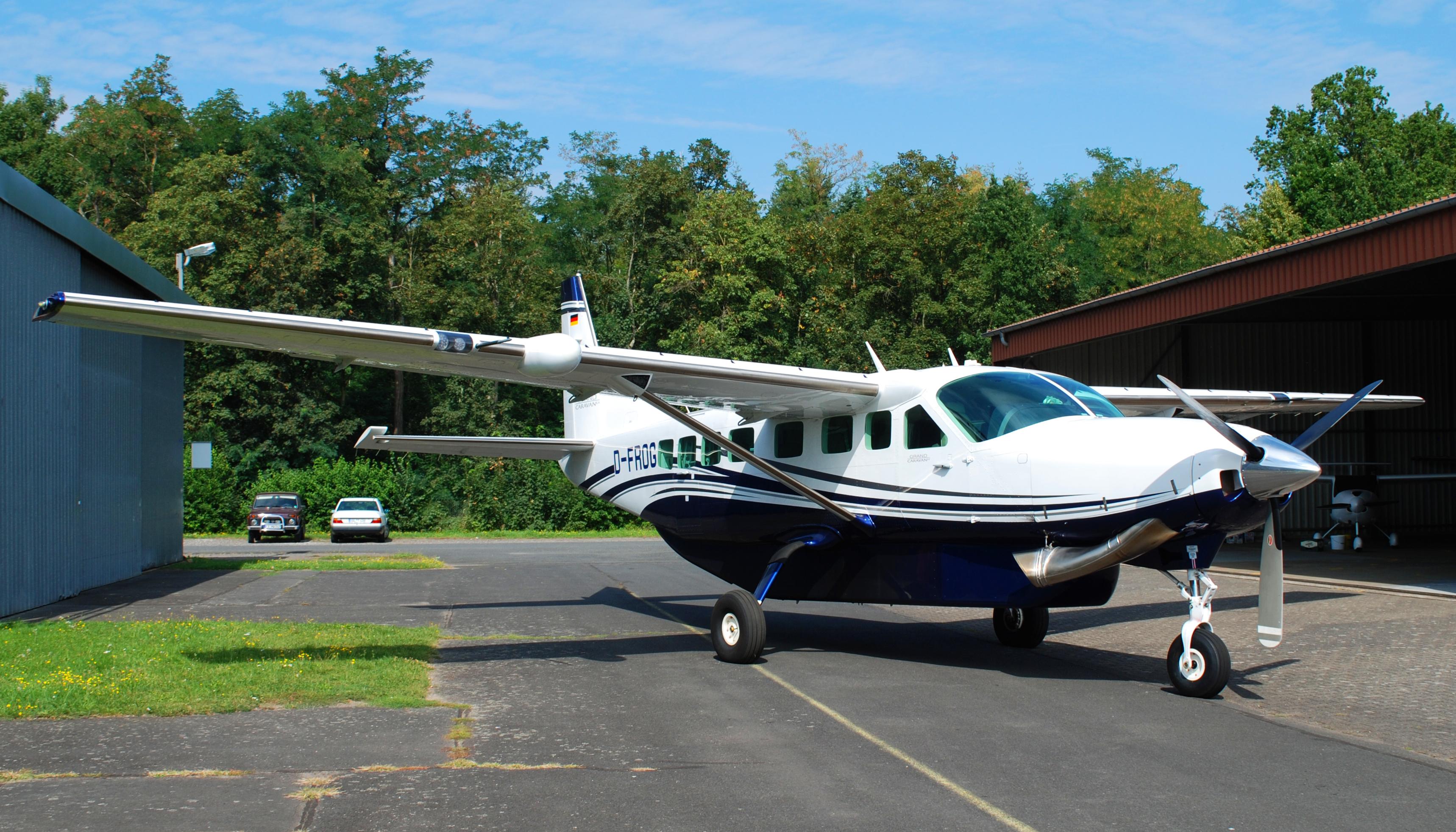 2016 Cessna Grand Caravan EX, D-FROG