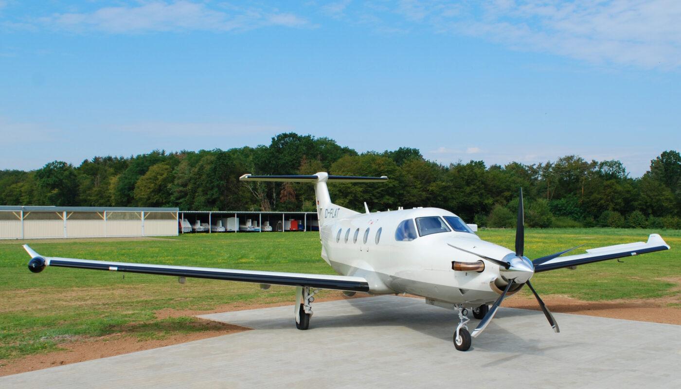2014 Pilatus PC12 NG, D-FLAT