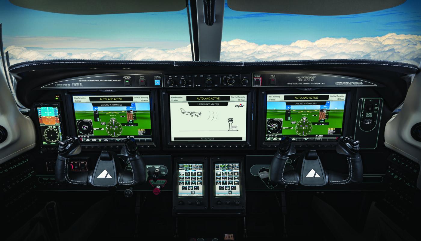 M600 SLS Avionics