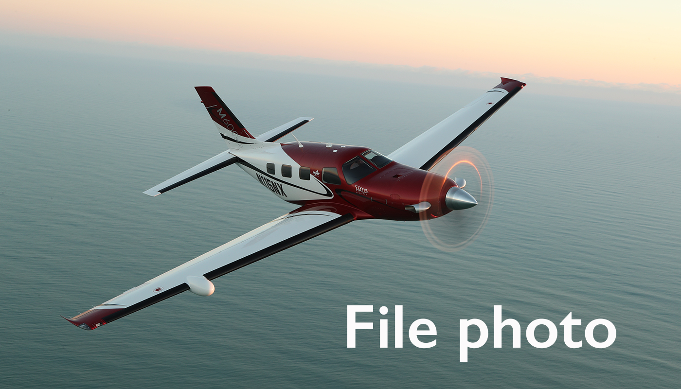 Piper M600/SLS file photo