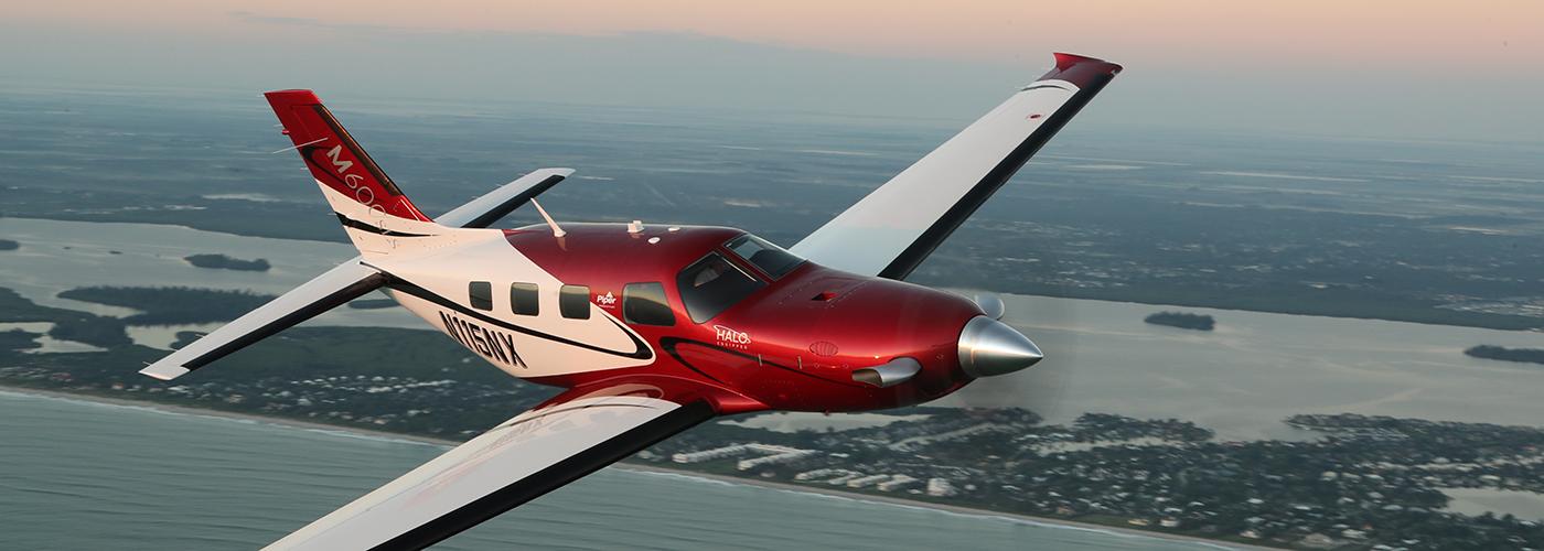 M600/SLS flying