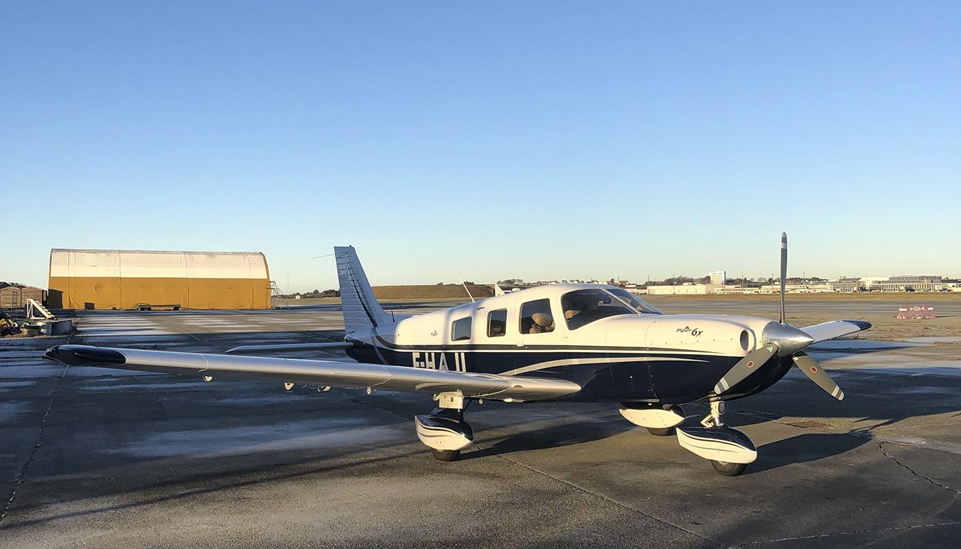 2006 Piper 6X, F-HAJL