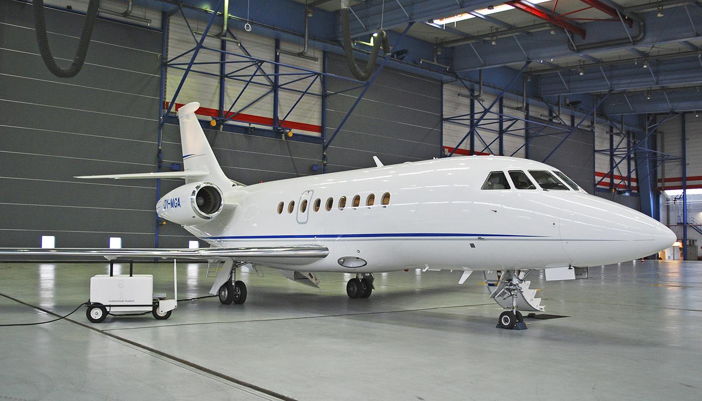2016 Falcon 2000LXS, OY-MGA