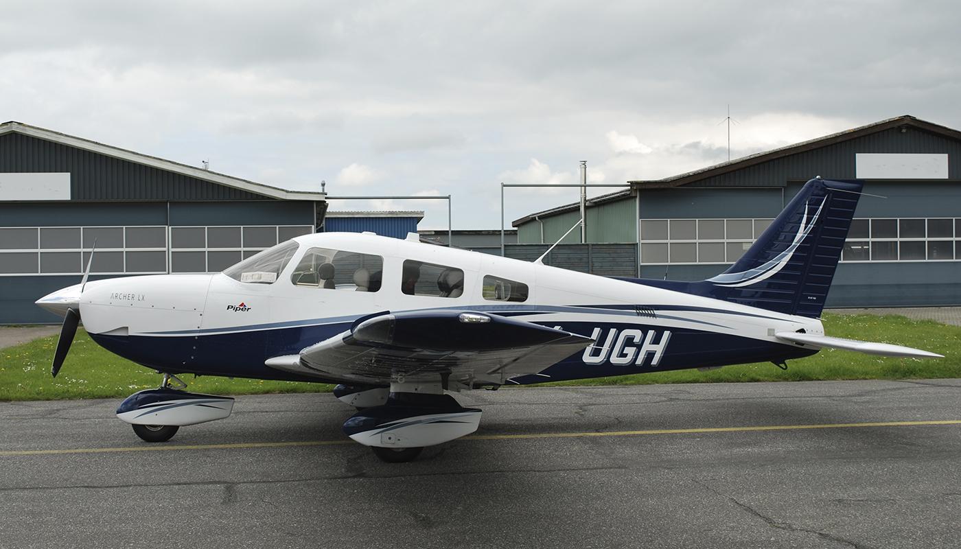 2019 Piper Archer LX, OY-UGH