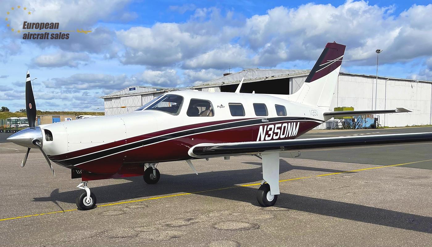 2015 Piper M350, N350NM